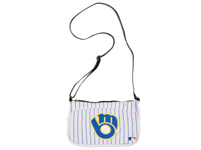 Milwaukee Brewers Jersey Mini Purse