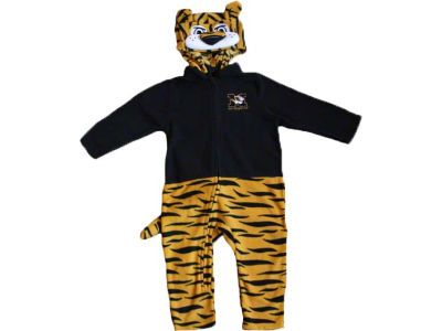 Missouri Tigers NCAA Infant Mascot Fleece Outfit