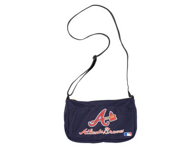 Atlanta Braves Jersey Mini Purse
