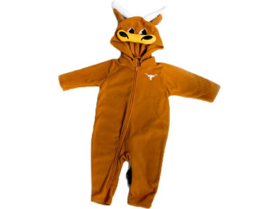 Texas Longhorns NCAA Infant Mascot Fleece Outfit