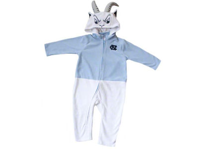North Carolina Tar Heels NCAA Toddler Mascot Fleece Outfit