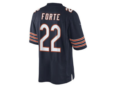 Chicago Bears Matt Forte Nike NFL Men's Limited Jersey