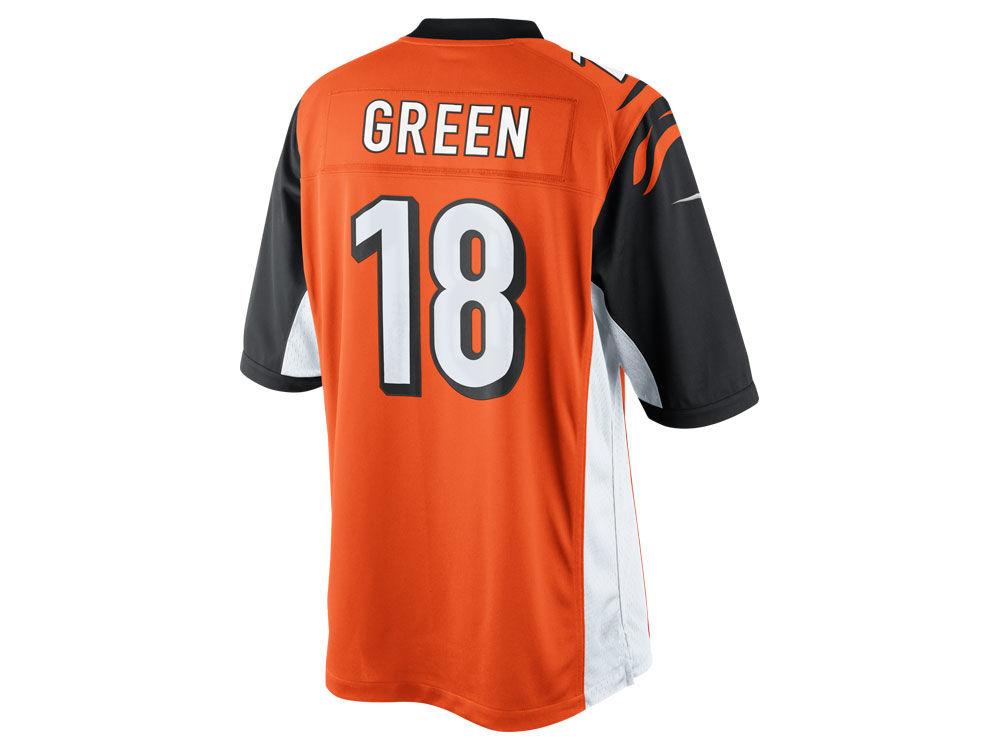 f7ff58ae5 Cincinnati Bengals A. J. Green Nike NFL Men's Limited Jersey | lids.com