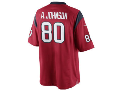 Houston Texans Andre Johnson Nike NFL Men's Limited Jersey
