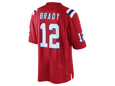 New England Patriots Tom Brady Nike NFL Men's Limited Jersey