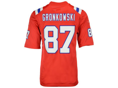 New England Patriots Rob Gronkowski Nike NFL Men's Limited Jersey