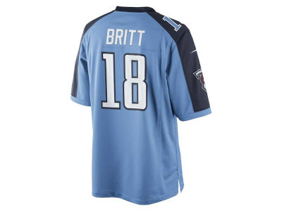 Tennessee Titans Kenny Britt Nike NFL Men's Limited Jersey