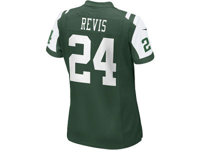 New York Jets Darrelle Revis Nike NFL Women's Limited Jersey