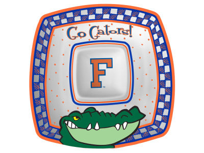 Florida Gators Ceramic Chip & Dip