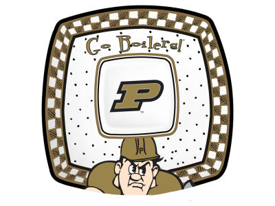 Purdue Boilermakers Ceramic Chip & Dip