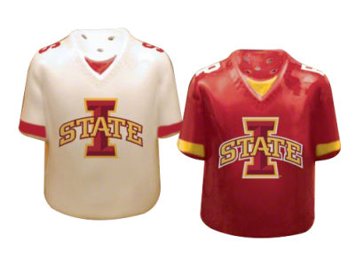 Iowa State Cyclones Gameday Salt And Pepper Shakers