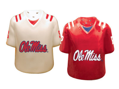 Ole Miss Rebels Gameday Salt And Pepper Shakers