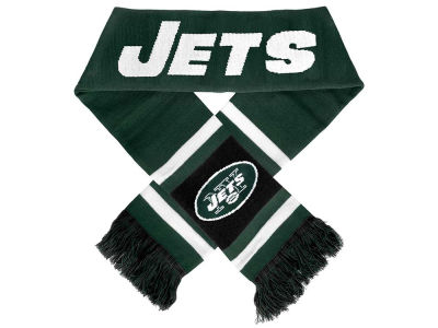 New York Jets Team Stripe Scarf