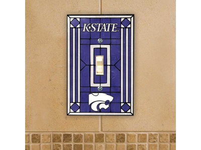 Kansas State Wildcats Switch Plate Cover