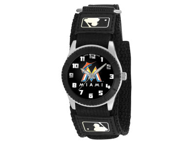 Miami Marlins Rookie Kids Watch Black