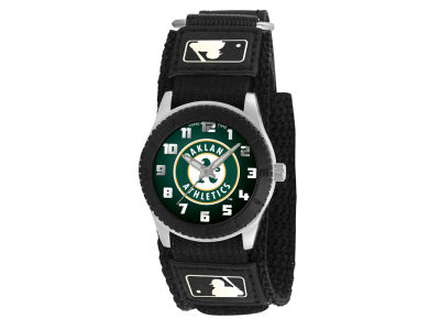 Oakland Athletics Rookie Kids Watch Black