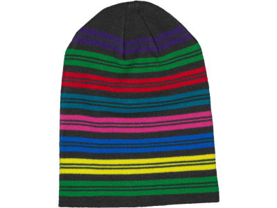 LIDS Private Label PL Bright Stripe Slouchy Knit