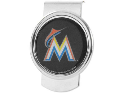 Miami Marlins 35mm Money Clip