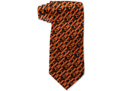 Tennessee Volunteers Necktie Nexus Print Silk