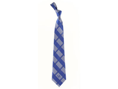 Kentucky Wildcats Necktie Woven Poly Plaid