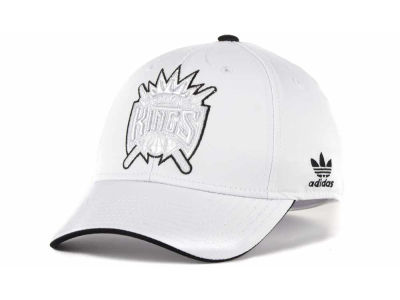 Sacramento Kings adidas NBA White Swat IV Cap