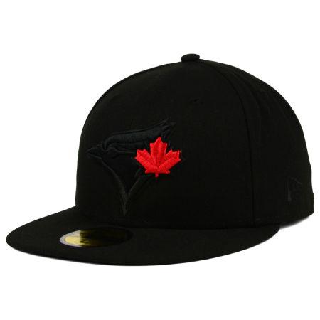 Toronto Blue Jays New Era MLB Triple Black 59FIFTY Cap