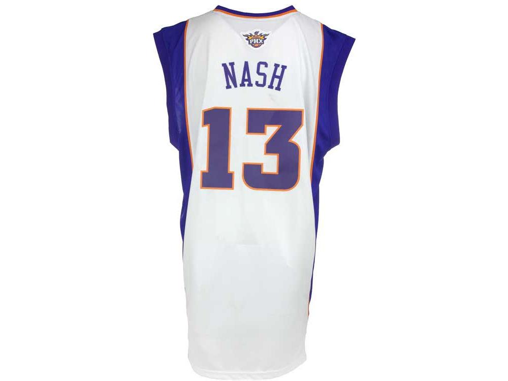 Phoenix Suns Steve Nash adidas NBA Swingman Jersey  f8098bcce
