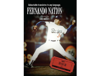 Los Angeles Dodgers 30 for 30 Fernando Nation