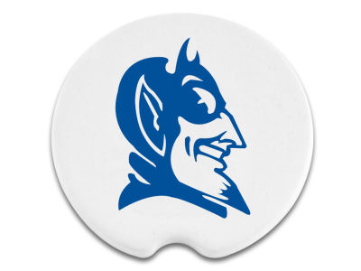 Duke Blue Devils 2 Pack Car Coasters