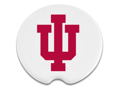 Indiana Hoosiers 2 Pack Car Coasters