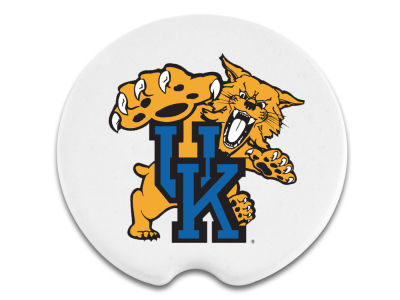 Kentucky Wildcats 2 Pack Car Coasters