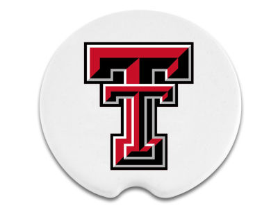 Texas Tech Red Raiders 2 Pack Car Coasters