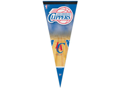 Los Angeles Clippers 12x30 Premium Pennant