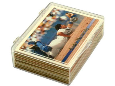 Los Angeles Dodgers 50 Card Pack-Assorted