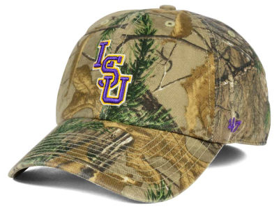 LSU Tigers '47 NCAA Real Tree II Franchise