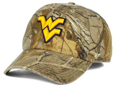 West Virginia Mountaineers '47 NCAA Real Tree II Franchise