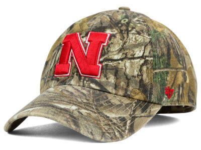 Nebraska Cornhuskers '47 NCAA Real Tree II Franchise