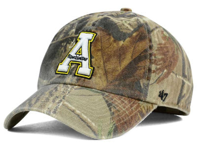Appalachian State Mountaineers '47 NCAA Real Tree II Franchise