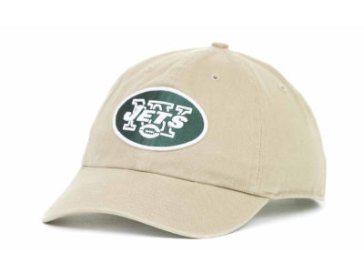 New York Jets '47 NFL Khaki '47 CLEAN UP Cap