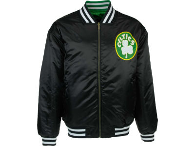 Boston Celtics NBA Reversible Satin Jacket