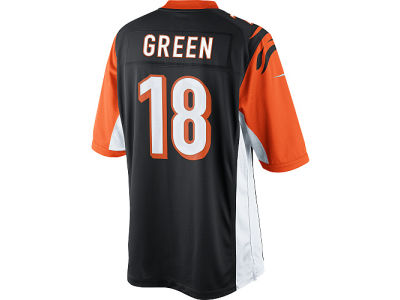Cincinnati Bengals A. J. Green Nike NFL Youth Limited Jersey