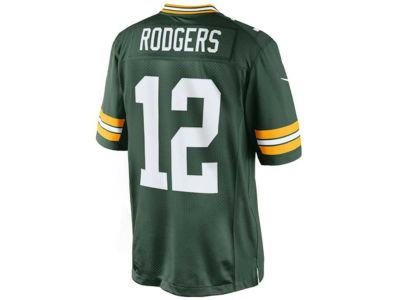 Green Bay Packers Aaron Rodgers Nike NFL Youth Limited Jersey