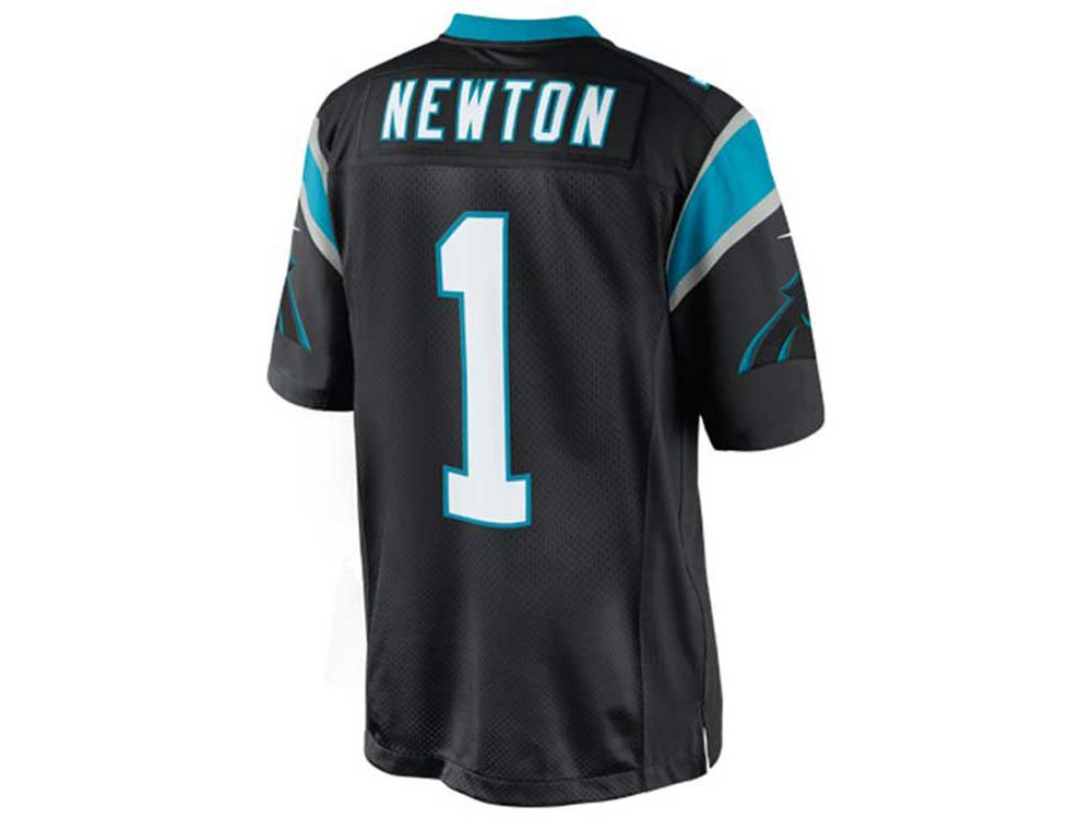 6ff70408 ... canada carolina panthers cam newton nike nfl youth limited jersey 2e905  505bf wholesale mens ...