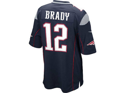 New England Patriots Tom Brady Nike NFL Youth Limited Jersey