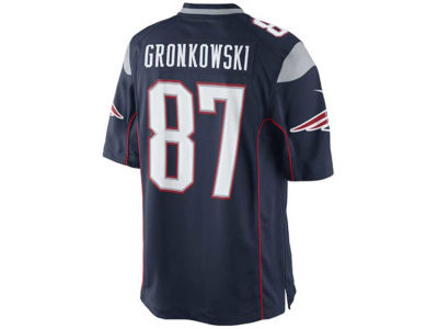 New England Patriots Rob Gronkowski Nike NFL Youth Limited Jersey
