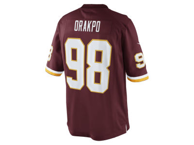 Washington Redskins Brian Orakpo Nike NFL Youth Limited Jersey