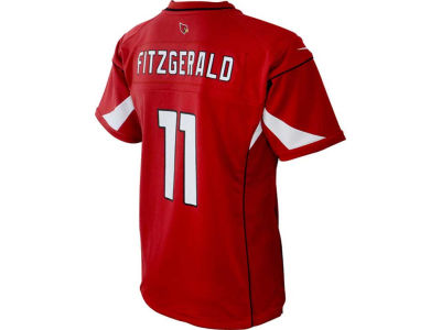 Arizona Cardinals Larry Fitzgerald Nike NFL Kids Game Jersey