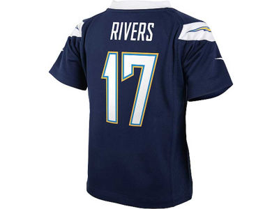 San Diego Chargers Philip Rivers NFL Kids Game Jersey