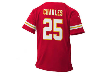Kansas City Chiefs Jamaal Charles NFL Kids Game Jersey