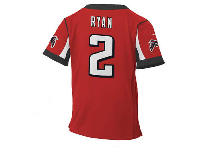 Atlanta Falcons Matt Ryan NFL Kids Game Jersey